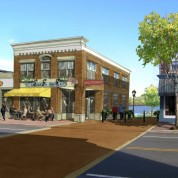 Revitalization of the Rouses Point waterfront and business district